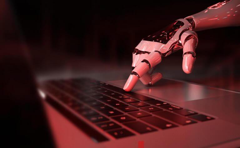 rpa technology robot automation process