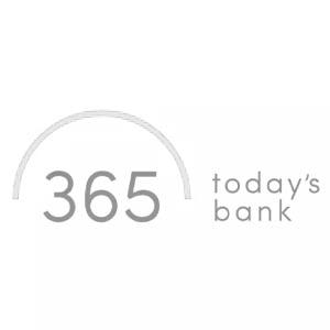 365 banka logo aspecta bw