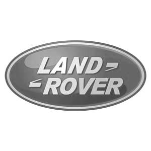 land rover logo aspecta bw