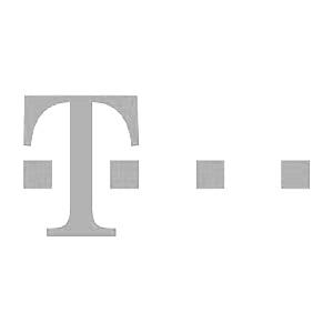 telekom logo aspecta bw